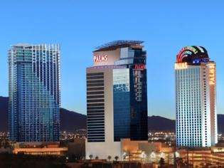 Palms and Palms Place Las Vegas Hotel Casino