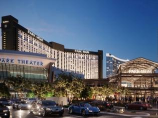 Park MGM Las Vegas Exterior