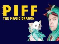 Piff the Magic Dragon and the Piffles Piff-tacular at the Flamingo Las Vegas