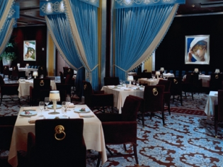Dining Room at Prime Steakhouse