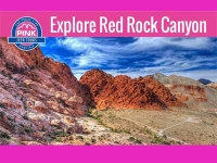 Red Rock Canyon Classic Pink Jeep Tour