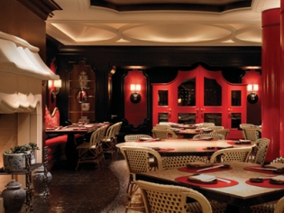 Dining Space Inside Red 8