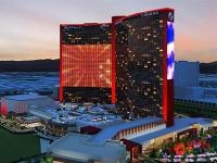 Resorts World Las Vegas Hotel View