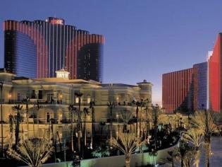 Rio Las Vegas from a distance