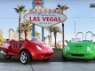 3 Wheel Scootercars - No Better Way to Enjoy the Sights & Sounds of Red Rock Canyon