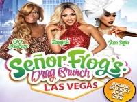 DRag Brunch at Senor Frog's Treasure Island Las Vegas