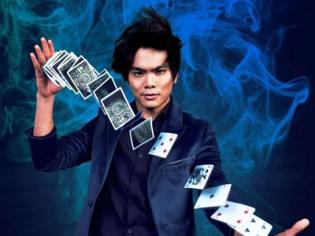 Shin Lim Limitless Show Vegas