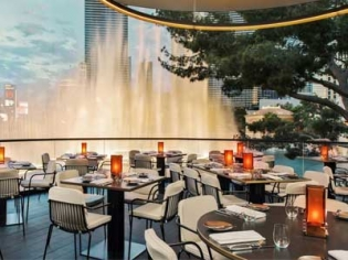 Spago by Wolfgang Puck at the Bellagio