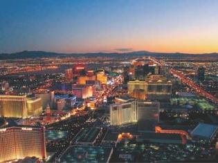 Sundance Sity Lights Las Vegas Strip Helicopter Tour