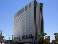 Front View of Tropicana