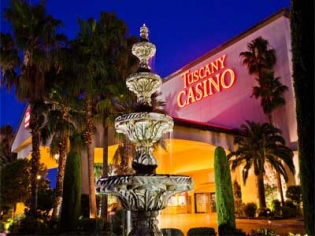 Tuscany Suites and Casino Las Vegas off-strip hotel