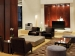 Vdara Lounge Area with Couches