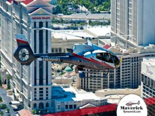 Vegas Voyage Helicopter Tour