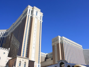 Side View of the Venetian